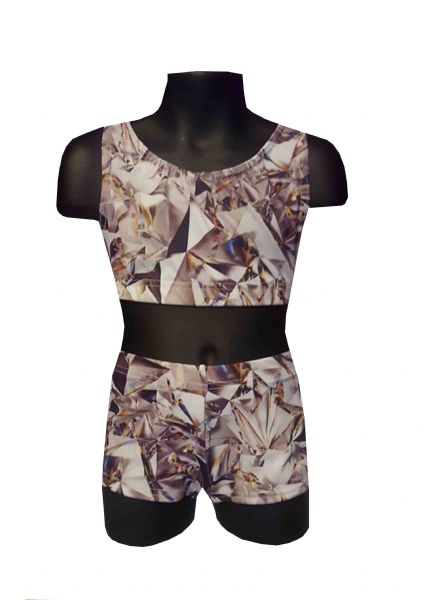 Shorts and Crop Top Set (5) From £26